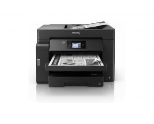 Rašalinis daugiafunkcinis spausdintuvas Epson EcoTank M15140 Mono, Inkjet, A3+, Wi-Fi, Black
