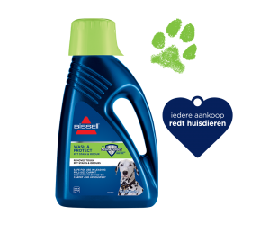 Valymo priemonė Bissell Wash & Protect Pet Formula 1500 ml