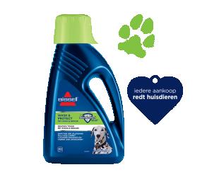 Valymo priemonė Bissell Wash & Protect Pet Formula 1500 ml