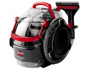Plaunantis dulkių siurblys Bissell Spot Cleaner SpotClean Pro Corded operating, Handheld, Washing function, 750 W, Red/Titanium