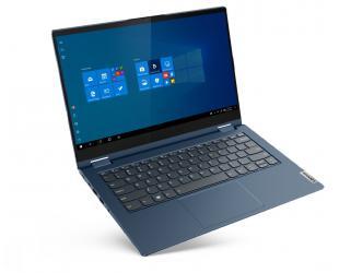 "Nešiojamas kompiuteris Lenovo ThinkBook 14s Yoga ITL Abyss Blue, 14"", IPS, Touchscreen, Full HD, 1920 x 1080, Gloss, Intel Core i5, i5-1135G7, 16 GB, SSD 512 GB, Intel Iris Xe, No Optical drive, Windows 10 Pro, 802.11ax, Bluetooth version 5.1, Ke"