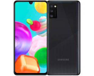 """Mobilus telefonas Samsung Galaxy A41 Prism Crush Black 6.1"""" 64GB Dual SIM 4G"""