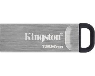 USB raktas Kingston USB DataTraveler Kyson 128GB, USB 3.2 Gen 1, Black/Grey