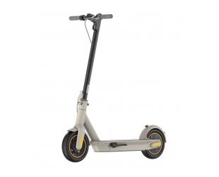 "Elektrinis paspirtukas Segway Ninebot KickScooter MAX G30LE, 350 W, 10"", Grey"