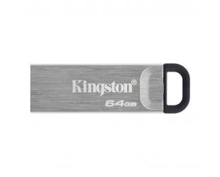 USB raktas Kingston USB DataTraveler Kyson 64GB, USB 3.2 Gen 1, Black/Grey