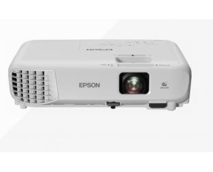 Projektorius Epson 3LCD projector EB-W06 WXGA (1280x800), 3700 ANSI lumens, White