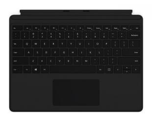Klaviatūra Microsoft Keyboard Surface Pro X Keyboard Built-in Trackpad, Black, Wireless connection, English, 245 g