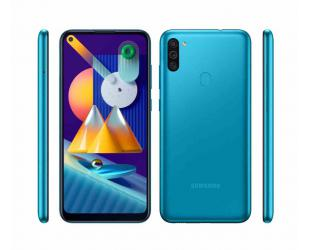 "Mobilusis telefonas Samsung Galaxy M11 Blue 6.4"" 32GB"