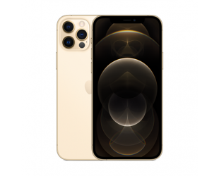 "Mobilus telefonas Apple iPhone 12 Pro Gold, 	6.1"", Super Retina XDR OLED, 2532 x 1170 pixels, Apple, A14 Bionic, Internal RAM 6 GB, 256 GB, Single SIM, Nano-SIM and eSIM, 3G, 4G, 5G, Main camera Triple 12+12+12 MP, Secondary camera 12 MP, iOS, 14"
