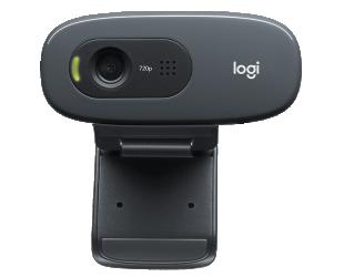 Web kamera Logitech HD C270 Black, USB 2.0