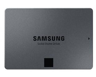 """SSD diskas Samsung SSD 870 QVO 4000 GB, SSD form factor 2.5"""", SSD interface SATA III, Write speed 530 MB/s, Read speed 560 MB/s"""