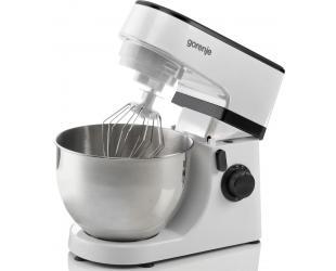 Virtuvinis kombainas Gorenje Kitchen machine MMC700LBW Number of speeds 6, 800 W, 4 L, Plastic, White