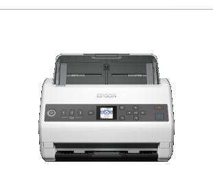 Skeneris Epson WorkForce DS-730N Colour, Document Scanner