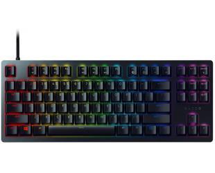 Žaidimų klaviatūra Razer Huntsman Tournament Ed. Gaming keyboard, RGB LED light, Nordic, Wired, Black