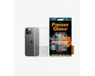 Ekrano apsauga PanzerGlass Clear Case, Apple, For iPhone 12/12 Pro, TPU, Clear