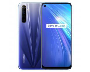 """Mobilus telefonas Realme 6 Comet Blue 6.5"""" 128GB Dual SIM 4G"""