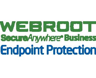 Antivirusinė programa Webroot Business Endpoint Protection with GSM Console Antivirus Business Edition, trukmė 1 metai, licencija 10-99 vartotojams