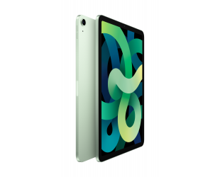 "Planšetinis kompiuteris Apple 4th Gen (2020) iPad Air 10.9"", Green, Liquid Retina touch screen with IPS, Apple A14 Bionic, 64 GB, Wi-Fi, Front camera, 7 MP, Rear camera, 12 MP, Bluetooth, 5.0, iPadOS, 14, 2360 x 1640 pixels pixels"