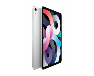 "Planšetinis kompiuteris Apple 4th Gen (2020) iPad Air 10.9"", Silver, Liquid Retina touch screen with IPS, Apple A14 Bionic, 64 GB, Wi-Fi, Front camera, 7 MP, Rear camera, 12 MP, Bluetooth, 5.0, iPadOS, 14, 2360 x 1640 pixels pixels"