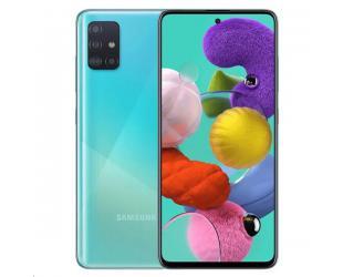 """Mobilus telefonas Samsung Galaxy A71 A715 Blue 6.7"""" 128GB Dual SIM 4G"""