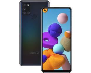 "Mobilus telefonas Samsung Galaxy A21s A217 (Black) 6.5"" 64GB Dual SIM 4G"