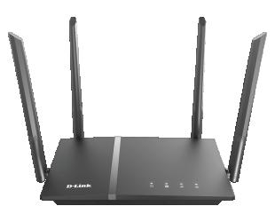 Maršrutizatorius D-Link AC1200 MU-MIMO Wi-Fi Gigabit Router DIR-1260 802.11ac, 867+300 Mbit/s, 10/100/1000 Mbit/s, Ethernet LAN (RJ-45) ports 4, MU-MiMO Yes, Antenna type 4xExternal, 1 x USB 2.0