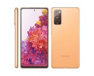 "Mobilus telefonas Samsung Galaxy S20 FE Orange 6.5"" 128GB Dual SIM 4G"