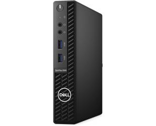 Kompiuteris Dell OptiPlex 3080 Desktop, Micro, Intel Core i5, i5-10500T, Internal memory 16 GB, DDR4, SSD 512 GB, Intel HD, Keyboard language No keyboard, Windows 10 Pro, Warranty Basic NBD Onsite 36 month(s)