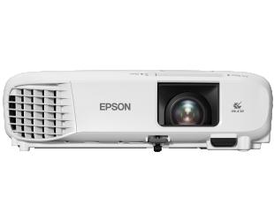 Projektorius Epson 3LCD projector EB-X49 XGA (1024x768), 3600 ANSI lumens, White