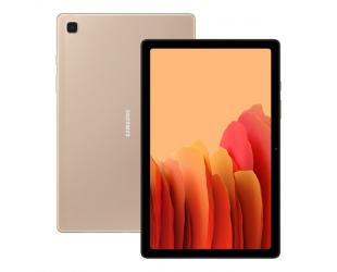 "Planšetinis kompiuteris Samsung Galaxy Tab A7 T505 10.4 "", Gold, TFT, 1200 x 2000, Qualcomm Snapdragon 662, 3 GB, 32 GB, 4G, Wi-Fi, Front camera, 5 MP, Rear camera, 8 MP, Bluetooth, 5.0, Android, 10.0"