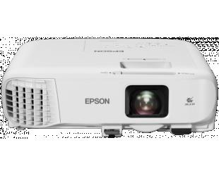 Projektorius Epson 3LCD projector EB-E20 XGA (1024x768), 3400 ANSI lumens, White