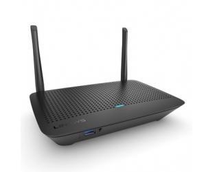 Maršrutizatorius Linksys Dual Band Wi-Fi Mesh Router MR6350 802.11ac, 867+400 Mbit/s, 10/100/1000 Mbit/s, Ethernet LAN (RJ-45) ports 4, Antenna type 2xExternal, 1 x USB 3.0