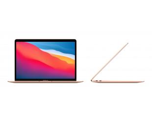 """Nešiojamas kompiuteris MacBook Air 13"""" Apple M1 8C CPU, 7C GPU/8GB/256GB SSD/Gold/RUS"""