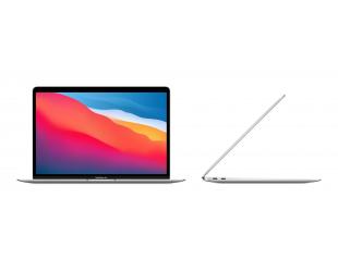 """Nešiojamas kompiuteris MacBook Air 13"""" Apple M1 8C CPU, 7C GPU/8GB/256GB SSD/Silver/INT"""