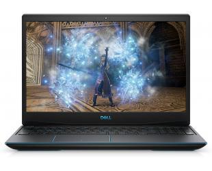 """Nešiojamas kompiuteris Dell G3 15 3500 Black/Blue logo, 15.6 """", WVA, Full HD, 1920 x 1080, Matt, Intel Core i7, i7-10750H, 8 GB, DDR4, SSD 512 GB, NVIDIA GeForce GTX 1650 Ti, GDDR6, 4 GB, Linux, 802.11ac, Keyboard language English, Keyboard backlit,"""