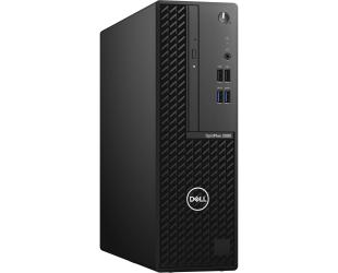 Kompiuteris Dell OptiPlex 3080 Desktop, SFF, Intel Core i3, i3-10100, Internal memory 8 GB, DDR4, SSD 256 GB, Intel HD, 8x DVD+/-RW 9.5mm Optical Disk Drive, Keyboard language English, Windows 10 Pro, Warranty Basic NBD Onsite 36 month(s)