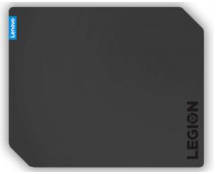 Pelės kilimėlis Lenovo Legion Small Gaming mouse pad, 240x280x3 mm, Black