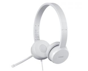 Ausinės Lenovo Accessories 110 Stereo USB Headset Lenovo Stereo USB Headset 110 Microphone, USB 2.0 Type A, White