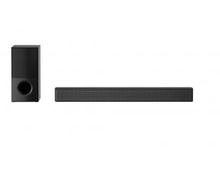 Garso sistema LG 4.1 Ch Soundbar SNH5 Bluetooth, Wireless connection, Black, 600 W