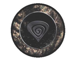 Apsauginis kilimas Genesis Protective Floor Mat Tellur 500 Master of Camouflage Black/Grey/Brown/Green