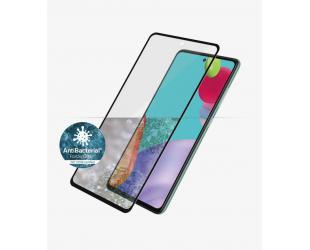 Ekrano apsauga PanzerGlass Samsung, Galaxy A52, Black/Transparent, Antifingerprint screen protector, Case friendly
