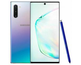 "Mobilus telefonas Samsung Galaxy Note 10 N970F Aura Glow, 6.3 "", Dynamic AMOLED, 1080 x 2280 pixels, Internal RAM 8 GB, 256 GB, Dual SIM, 4G, Main camera 16-12+12 MP, Secondary camera 10 MP, Android, 9.0, 3500 mAh"