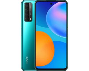 "Mobilusis telefonas Huawei P Smart 2021 Green, 6.67"", IPS LCD, 2400 x 1080 pixels, Kirin 710A, Internal RAM 4 GB, 128 GB, MicroSDXC, Dual SIM, Nano-SIM, 3G, 4G, Main camera 48+8+2+2 MP, Secondary camera 8 MP, Android, 10.0, 5000 mAh"