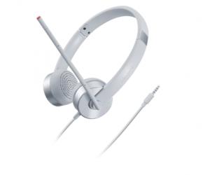 Ausinės Lenovo Stereo Analog Headset 100 Sliver