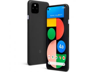 "Išmanusis telefonas google Pixel 4a 5G Just Black, 6.2 "", OLED, 1080 x 2340 pixels, Qualcomm SM7250 Snapdragon 765G, Internal RAM 6 GB, 128 GB, Single SIM, Nano-SIM card & eSIM, 3G, 4G, 5G, Main camera 12.2+16 MP, Secondary camera 8 MP, Android, 11.0, 388"