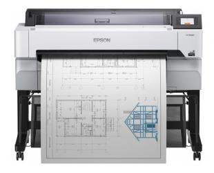 Rašalinis daugiafunkcinis spausdintuvas Epson SureColor SC-T5400M-MFP Colour, Inkjet, A0, Wi-Fi, Light Grey