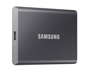Išorinis diskas Samsung MU-PC1T0T/WW Portable SSD T7 USB 3.2 1TB Silver