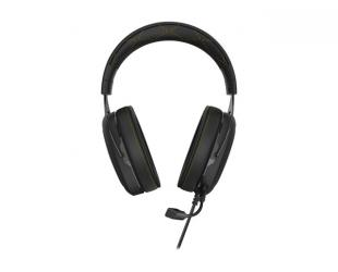 Ausinės Corsair Gaming Headset HS60 PRO SURROUND Built-in microphone, Yellow, Over-Ear, Noice canceling