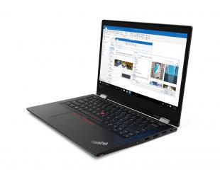"Nešiojamas kompiuteris Lenovo ThinkPad L13 Yoga (Gen 2) Black, 13.3"", IPS, Touchscreen, Full HD, 1920 x 1080, Anti-reflection, Intel Core i7, i7-1165G7, 16 GB, SSD 512 GB, Intel Iris Xe, No Optical drive, Windows 10 Pro, 802.11ax, Bluetooth version"