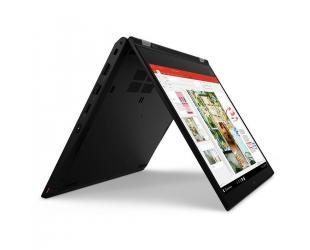 Nešiojamas kompiuteris Lenovo ThinkPad L13 Yoga Gen 2 13.3 FHD i5-1135G7/16GB/512GB/Intel Iris Xe/WIN10 Pro/Nordic Backlit kbd/Black/Touch/FP/SC/1Y Warranty